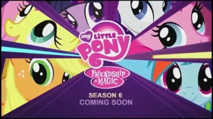 My Little Pony Friendship Is Magic Season 6 Baby Flurry Heart (пони 6 сезон, тизер шестого сезона)