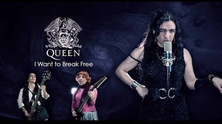 Queen - I Want to Break Free | Metal Cover (Paulo Cuevas)