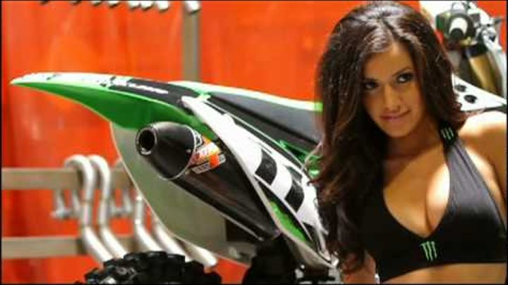 Supercross - Miss Supercross Mercedes Photoshoot and Interview