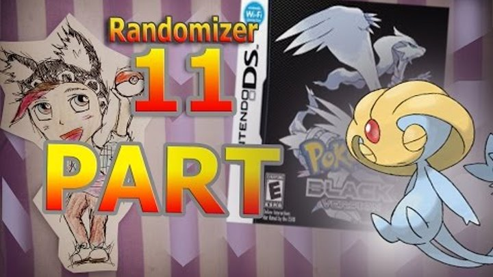 Pokemon Black Randomizer/ Покемон Блэк Рандомайзер. Часть 11