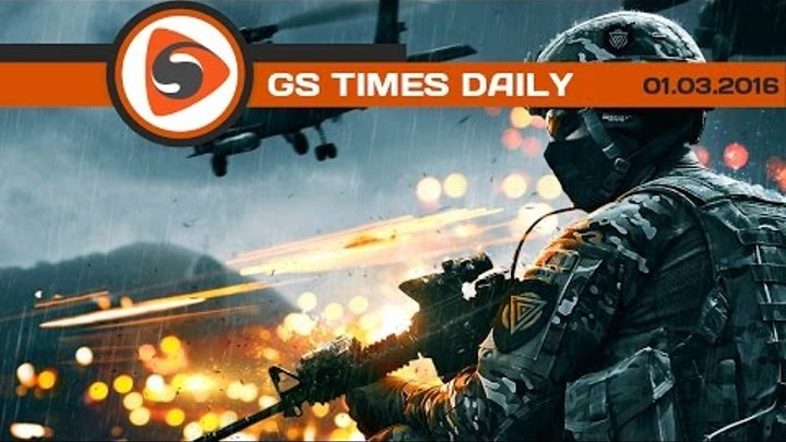 GS Times [DAILY]. Battlefield 5, «Росомаха 3», Year of the Ladybug