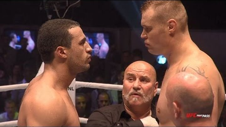 GLORY Collision Free Fight: Badr Hari vs Semmy Schilt
