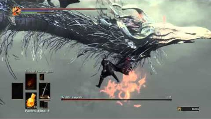 Dark Souls III Gameplay ITA # 16 BOSS RE SENZA NOME