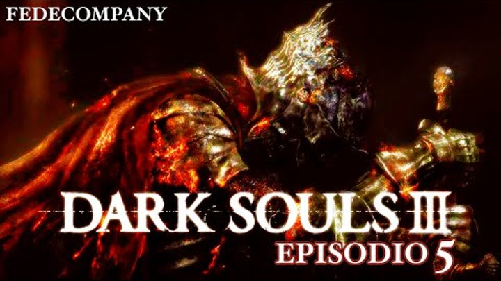 Dark Souls 3 Gameplay ITA #5 Boss Saggio di Cristallo