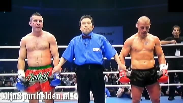 K1 MAX Final 16 Seoul Mike Zambidis vs. Chahid Oulad El Hadj SUPER FIGHT