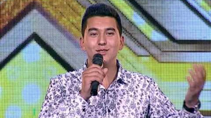 X-Factor4 Armenia-Auditions7/Rafael Badalyan/Tun im hayreni-20.11.2016