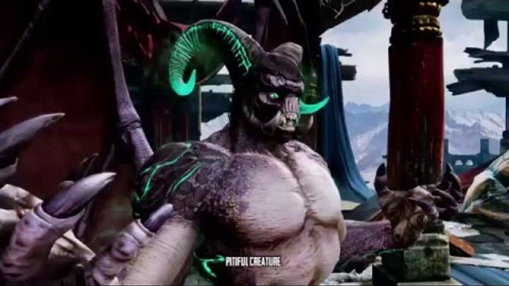 Killer Instinct Gargos - Teaser - Trailer Season 3(Xbox One PC)