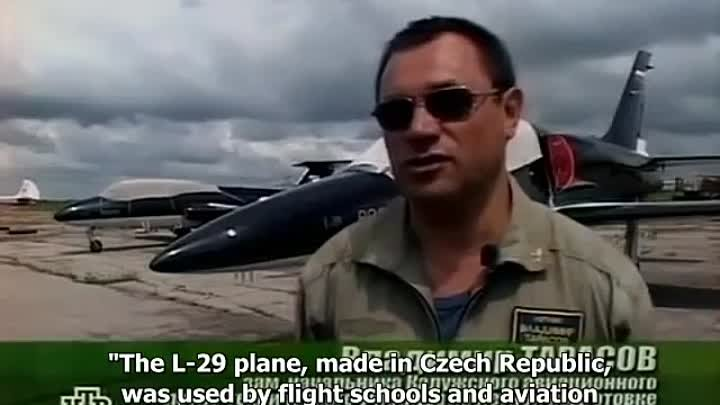 Voennoe Delo- Dolphin and Albatross! L-29 and L-39! (English subtitles)