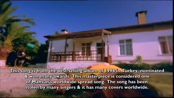 Mahsun Kırmızıgül - Belalım - ENGLISH translation+Turkish lyrics subtitles. HQ 720p