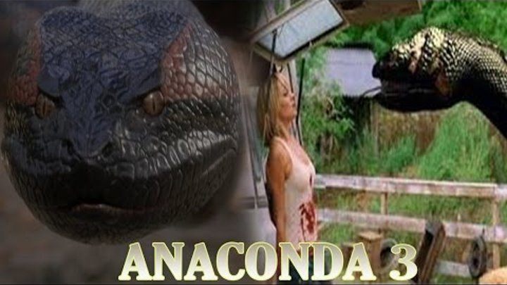 Anaconda 3:Offspring (2008) Full Movie Tamil|| David Hasselhoff, Crystal Allen, Ryan McCluskey||2016