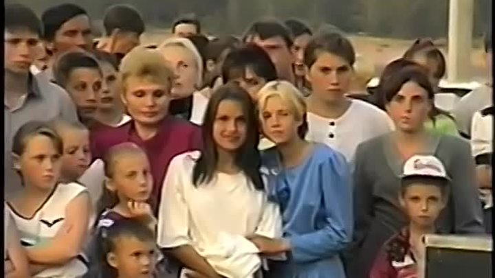 Sarapul City Celebration Day. Russia, 1997. Сарапул