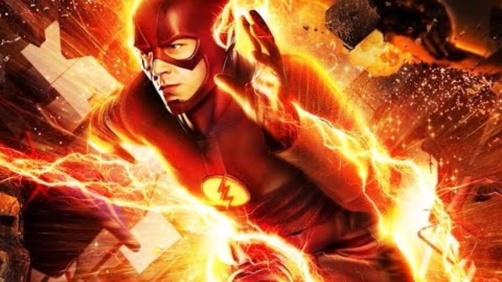 The Flash CW 3 season promo -Флэш 3 сезон - Русское промо HD