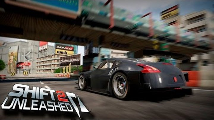 Need for Speed™ Shift 2 Unleashed Стрим