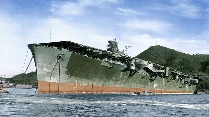 Aircraft Carriers and Battleships of the Imperial Japanese Navy