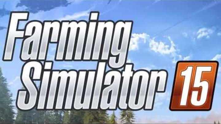 Карта для Farming Simulator 15 ТРИ ГОРЫ СТРИМ ТЕСТ
