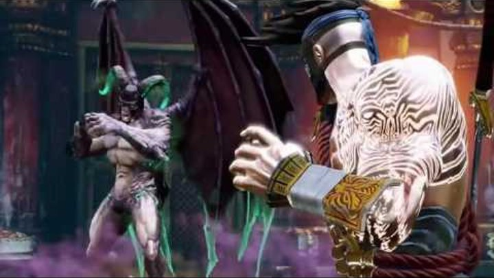 Killer Instinct Gargos - Gameplay - Trailer Season 3 Xbox One PC 2016