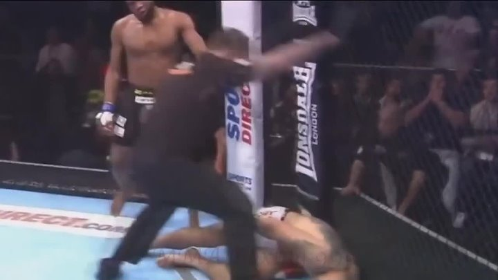 TOP Knockouts MMA K1 M1