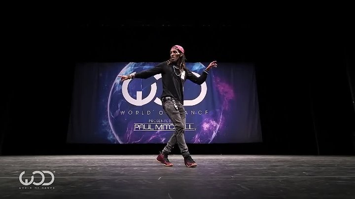 Marquese Scott Nonstop ¦ World of Dance Atlanta 2016