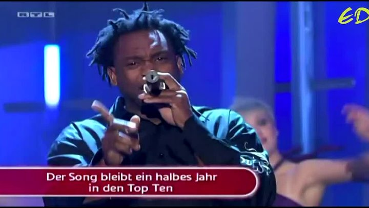 Dr.Alban - It's My Life (at die ultimative chart show 27-02-2009)