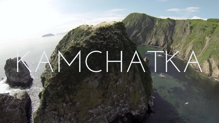 Kamchatka from Above _ Incredible Drone Footage