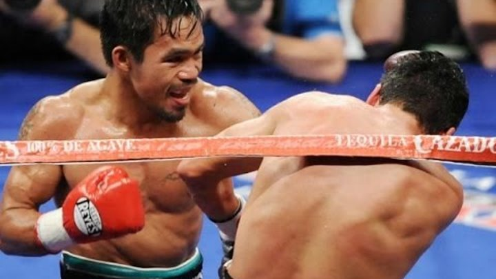 Manny Pacquiao Incredible speed