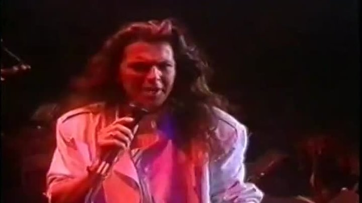 Thomas Anders - Princess Of The Night /Live in Sun City 1988/