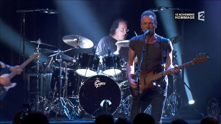 STING. Driven to Tears.