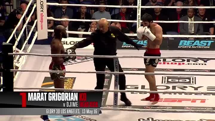 GLORY- Top 10 Knockouts of All Time