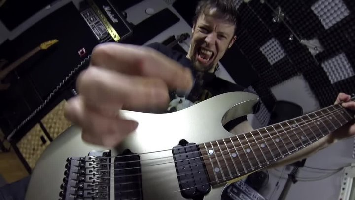 Leo Moracchioli - Stressed Out (Metal Cover)
