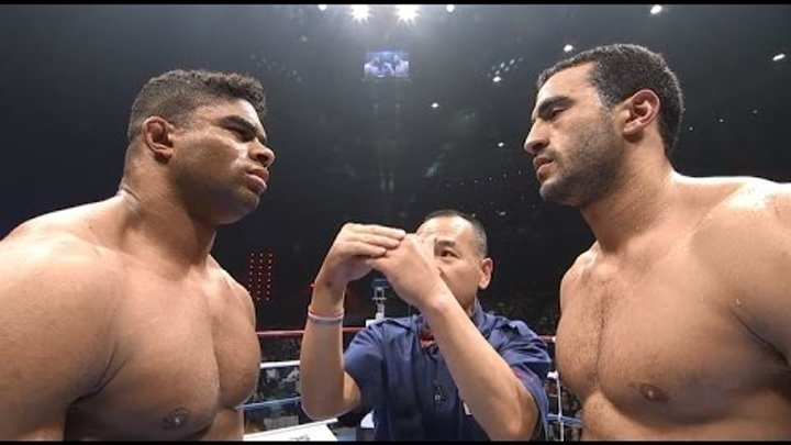GLORY Collision Free Fight: Badr Hari vs Alistair Overeem K-1 World GP 2009 Semi-Final