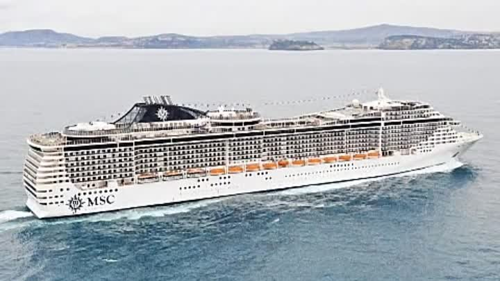Top 10 Biggest Cruise Ships In The World