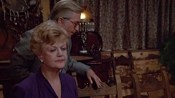 Murder She Wrote 3x18 No Laughing Murder - Нешуточное убийство