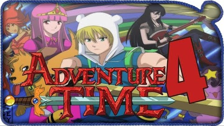 "What if ""Adventure Time"" was a 3D Anime Game 