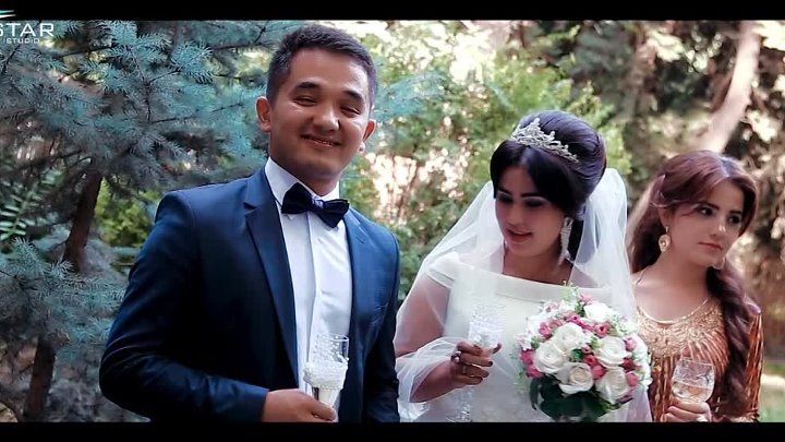 Nawruz & Jennet Wedding Moments Tajikistan FULL HD