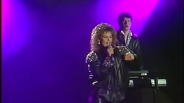 C.C.Catch - Strangers By Night /Show & Co mit Carlo 1986/
