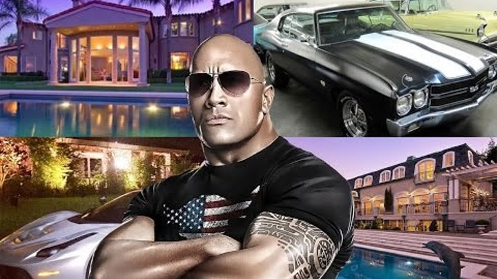 Джонсон Дуэйн - Биография-Семья-Дети-Доход-Дома-Авто Dwayne Johnson