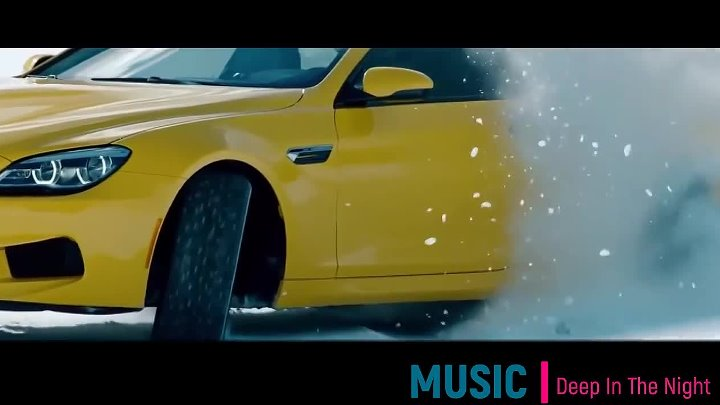 Happy New Year BMW ⁄ Music Deep In The Night