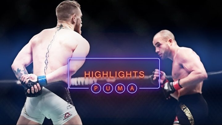 Conor Mcgregor vs Eddie Alvarez ● Fight Highlights ● 2016 HD Конор Макгрегор vs Эдди Альварес Лучшее