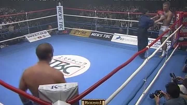 25 - Mike Zambidis vs. Kojiro [K-1 World MAX 2004 Champions' Challenge]