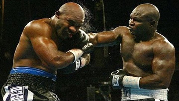 James Toney - Lights Out (Highlight Reel)