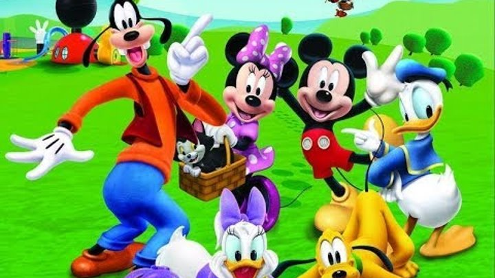 Mickey Mouse Clubhouse English Full New Episode Disney Game 2014