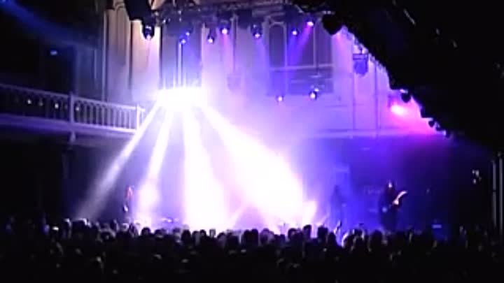 My dying bride- For you(Live)