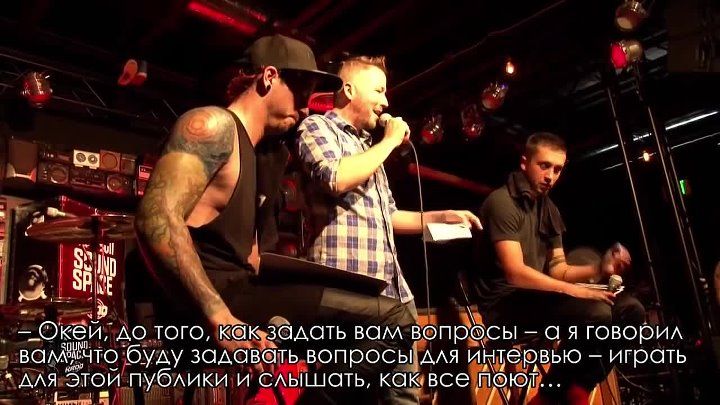 RUS SUB Twenty One Pilots Interview in the Red Bull Sound Space at KROQ