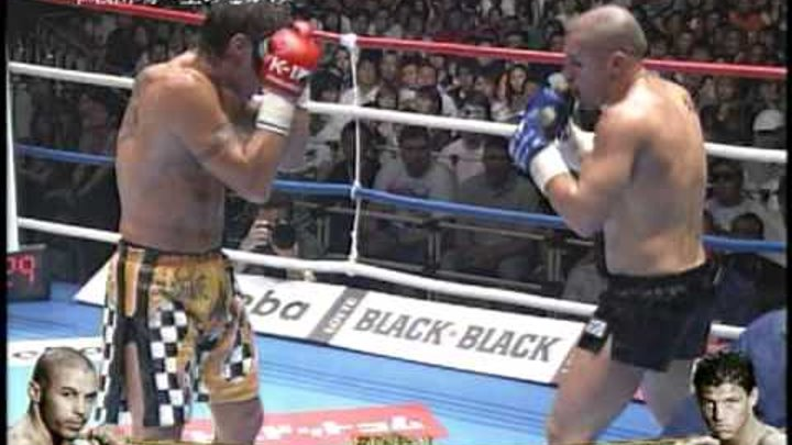 44 Mike Zambidis vs Albert Kraus K 1 World MAX 2008 World Championship Final 8 Super Fight