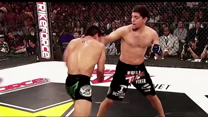 Diaz Brothers ● Nate Diaz & Nick Diaz ● Highlights, Staredowns, Weigh-Ins ● New