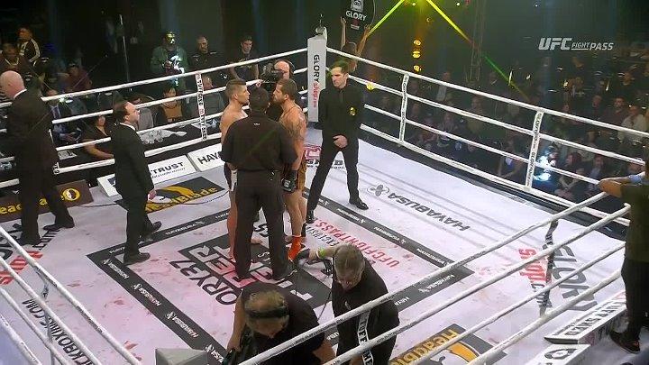 Glory 37 Super Fight Series 720p HD