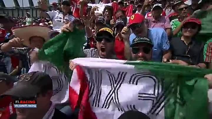 F1 2015 - 17 Mexico GP Official Race Edit