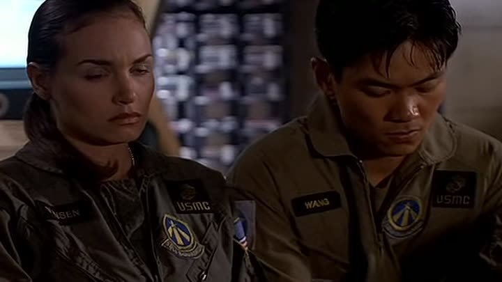Космос Далёкие уголки Space.Above.And.Beyond.S01E08.hostile.visit.part.1.DVDRip.XviD-N-(Rus)