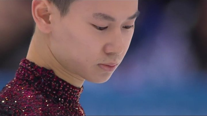 Denis Ten. Universiade 2017, FS 1-place, 266.97