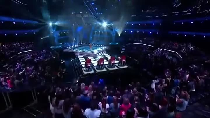The Voice USA 2013 Sarah Simmons One Of Us Audition HD